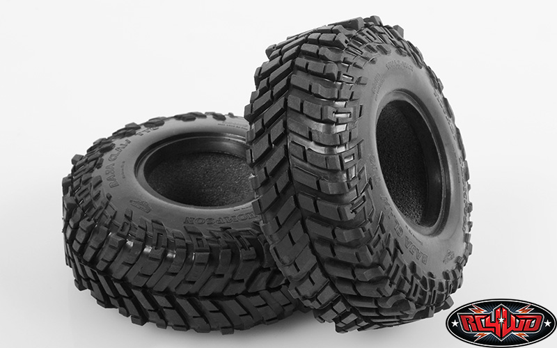 RC4WD ZT0060 Mickey Thompson 1.9 Baja Claw 4.19 Scale Tires (pair) Z-T0060