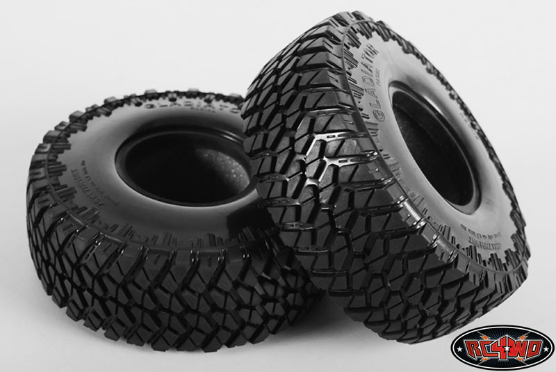 RC4WD ZT0101 Gladiator Scale 1.9 Tires Z-T0101