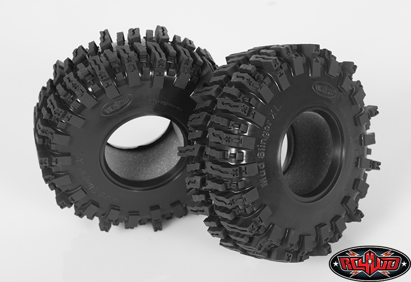 RC4WD ZT0122 Mud Slinger 2 XL 2.2 Scale Tires Z-T0122