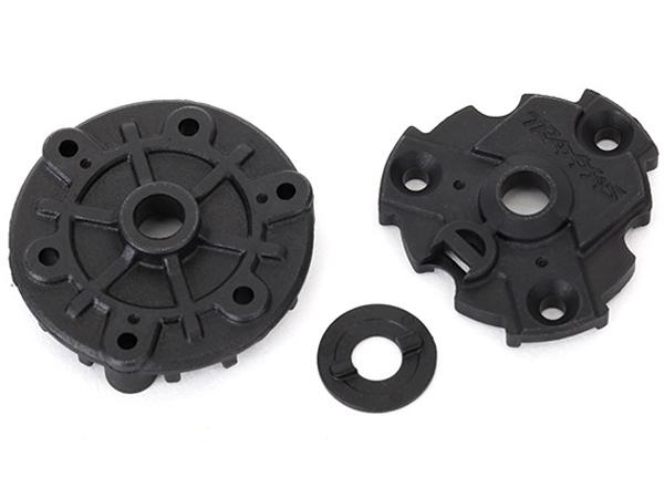 - Z-TRX8658 Traxxas Yokes 2 2 transmission // 4x15mm screw pins