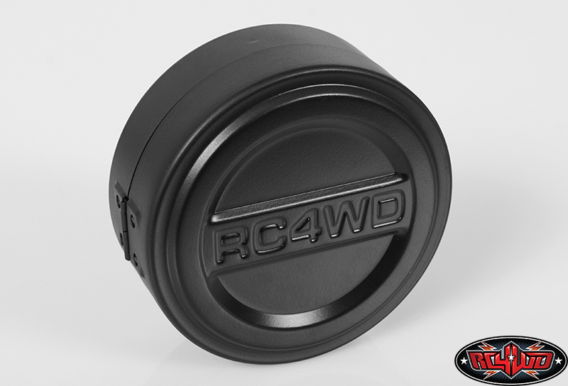 RC4WD Spare Tires Case for Defender Body (Stamped w/RC4WD) Z-X0010