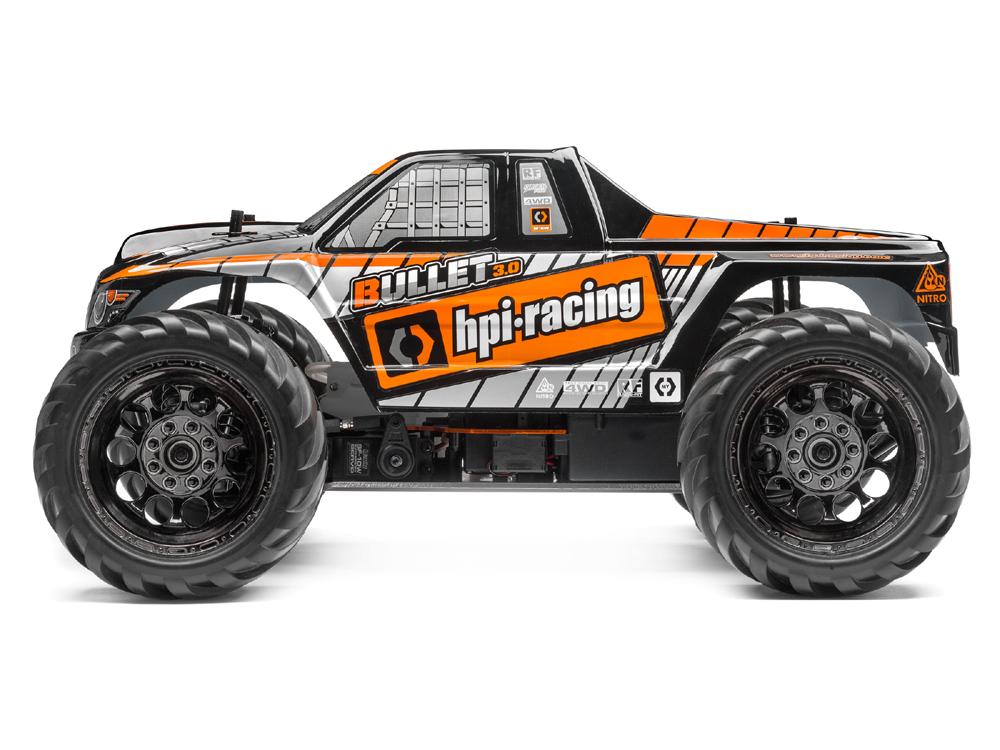 HPI Racing 101242 Rear Slipper Clutch Hub Bullet ST MT 3.0 Bullet Flux