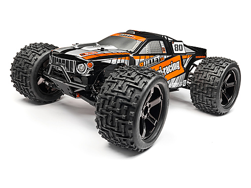 HPI Trimmed And Painted Bullet 3.0 St Body (black) 115507