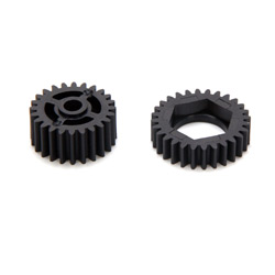 Losi 2-Speed & Diff Gears Plastic - Speed NT LOSA2948