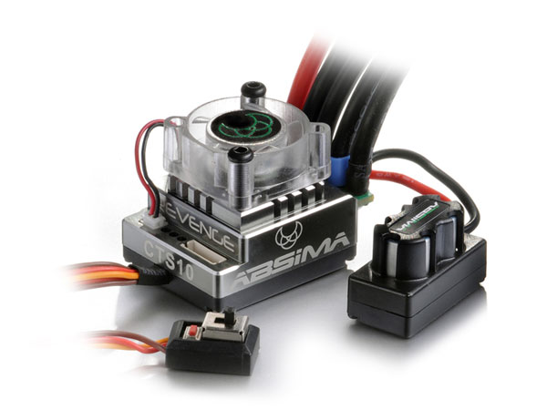 Image Of Absima Brushless ESC 1:10 Revenge CTS 10 160 A