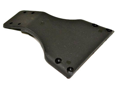 Team C Front Chassis Plate (Carbon) T02008S