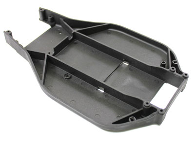Team C Center Chassis Plate Long 2WD T02010