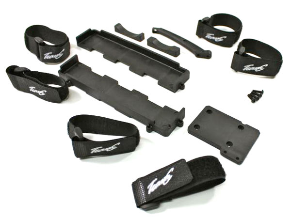 Team C Battery Mount Set 1:8 BL Buggy (AR115000778) T08681