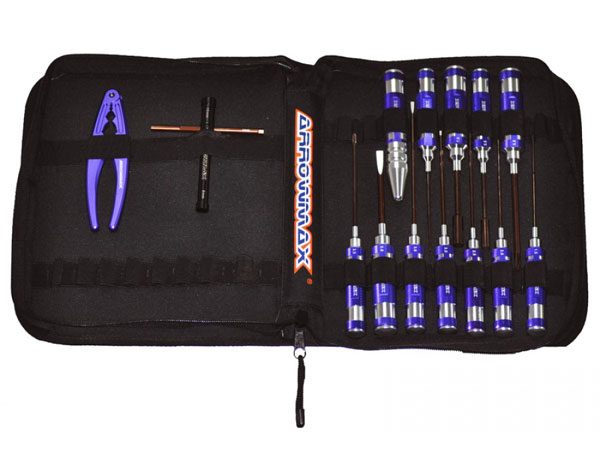 Arrowmax 14pc Tool Set with Tool Bag AM199406