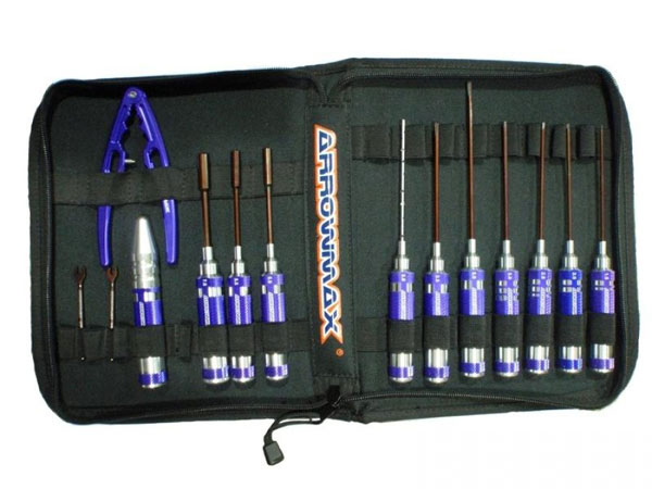Arrowmax 14pc Tool Set for EP with Tool Bag AM199408