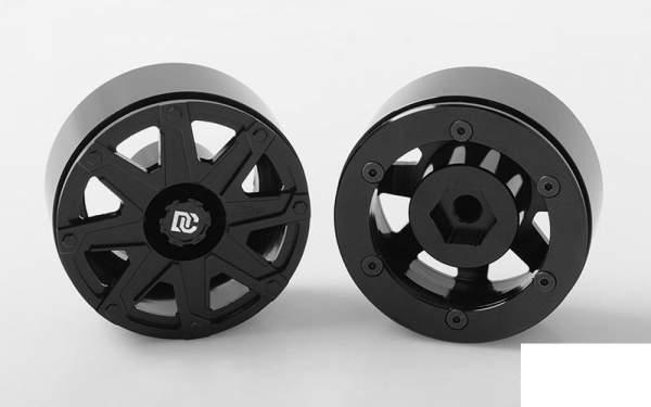 RC4WD ZW0246 RC4WD Dick Cepek Terrain 1 9 Beadlock Wheels Z-W0246