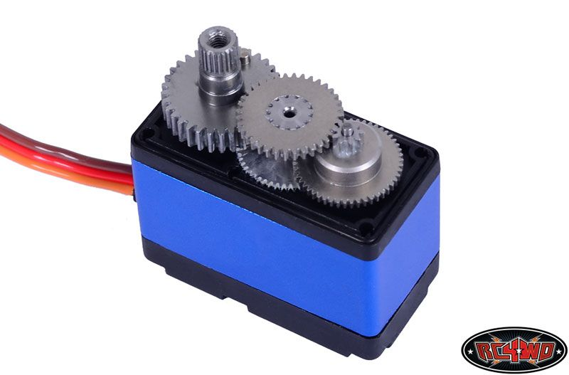 RC4WD ZG0063 Replacement Gear Set for Twister HP Servo Z-G0063