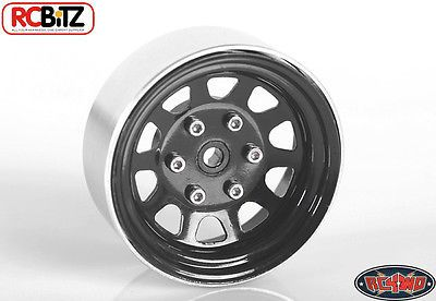 RC4WD ZW0124 Stamped Steel 1.7 Beadlock Wagon Wheels 