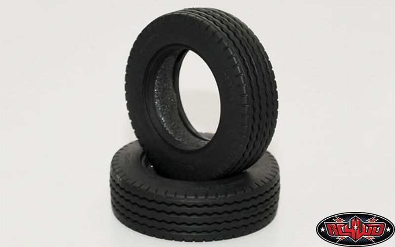 RC4WD ZT0066 LoRider 1.7 Commercial 1/14 Semi Truck Tires Z-T0066