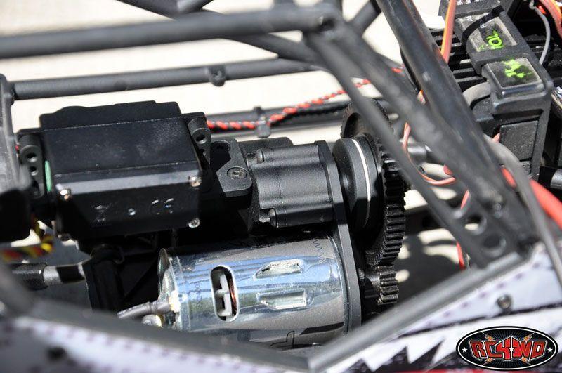 RC4WD AX2 2 Speed Transmission for Axial Wraith SCX10/Honcho Z-U0006