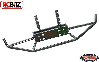 RC4WD ZS0778 RC4WD Marlin Crawlers Front Steel Tube Bumper for Trail Finder 2 