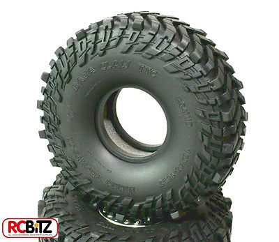 RC4WD ZT0064 Mickey Thompson 1.55 Baja Claw TTC Scale Tires (pair) 