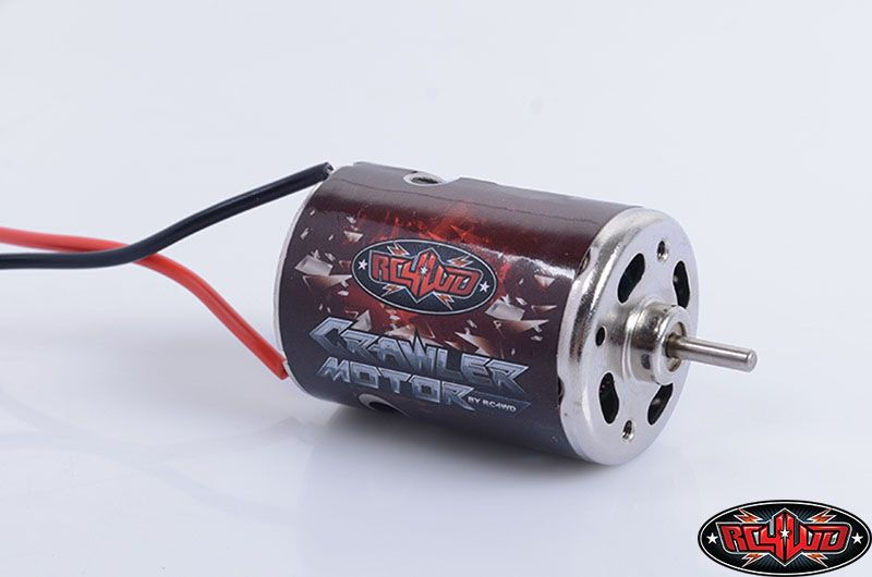 RC4WD ZE0065 540 Crawler Brushed Motor 20T 