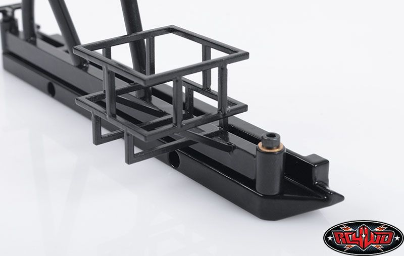 RC4WD Tough Armor Swing Away Tire Carrier w/Fuel holder for the Gelande 2 Z-S1296