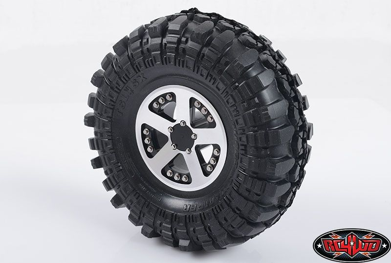 RC4WD ZS1341 2.2 Proline Tire Compatible Internal Beadlock Rings 