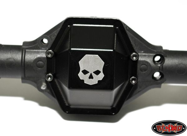RC4WD Ballistic Fabrications Diff Cover for Axial Wraith (Wraith, Ridgecrest) Z-S0608