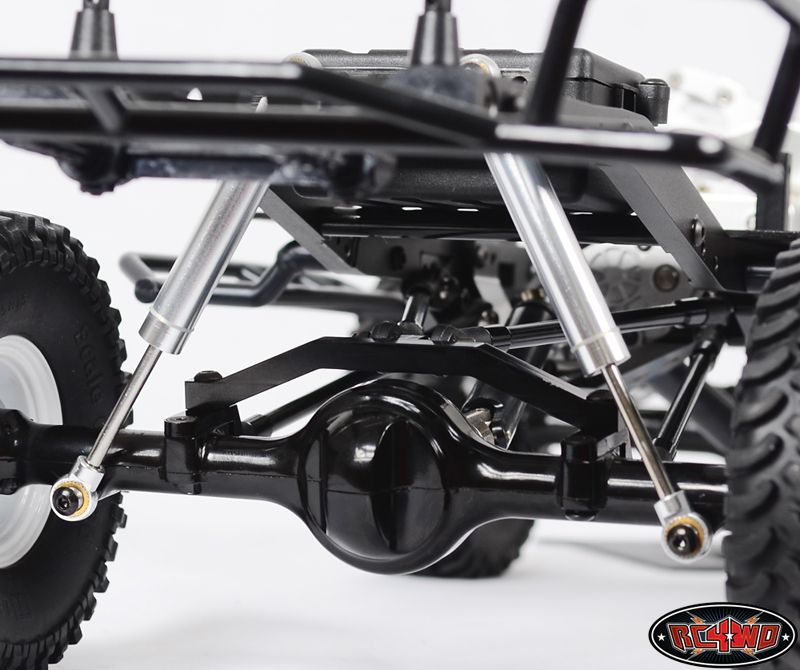 RC4WD ZS0603 4 Link Kit For Trail Finder 2 Rear Axle 