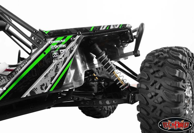 RC4WD Inner Fender Set for Axial Wraith Z-B0042