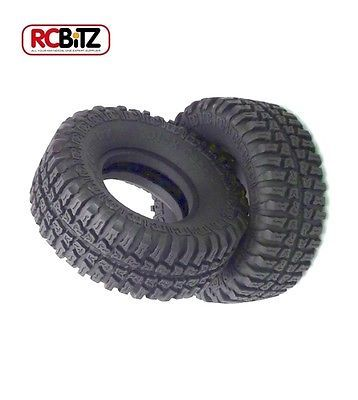 RC4WD ZP0022 Dick Cepek 1.9 Single Mud Country Scale Tire 