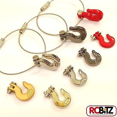 RC4WD ZS0507 King Kong Small Hook (Silver) 