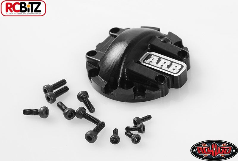 RC4WD ZS1288 ARB Diff Cover For The Yota II Axle (Black) 