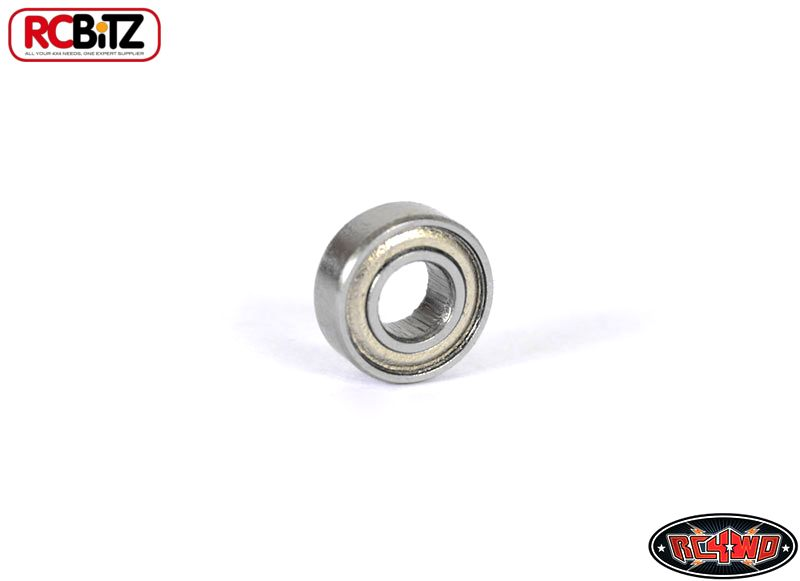 RC4WD ZS0683 Metal Shield Bearing 5x11x4mm 