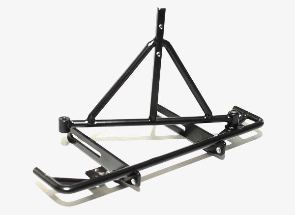 RC4WD Tough Armor Spare Tire Carrier to fit Axial SCX10 Z-S0284