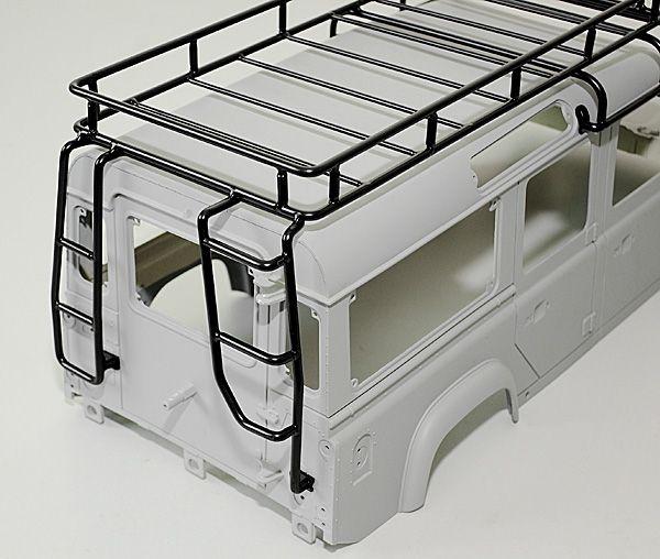Rc4wd Model Adventure Land Rover Defender D110 Roof Rack