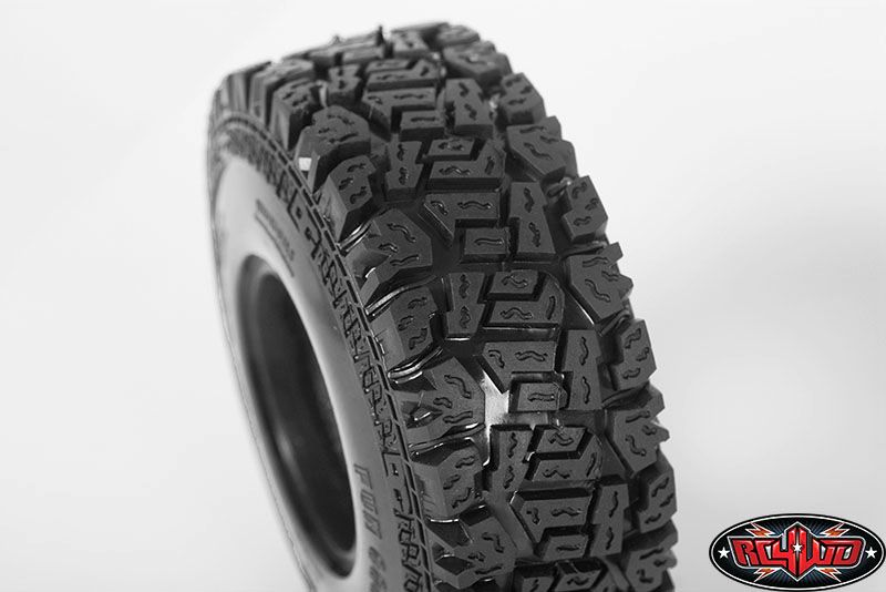 "RC4WD ZT0124 Dick Cepek Fun Country 1.55"" Scale Tires Z-T0124"