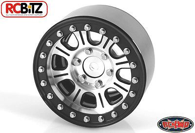RC4WD ZW0140 Raceline Monster 1.9 Beadlock Wheels 