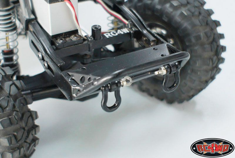 RC4WD Tough Armor Stubby Front Bumper to fit Axial SCX10 Z-S0641