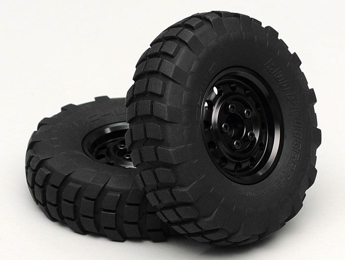 RC4WD ZT0004 Mud Plugger 1.9 Scale Tires 