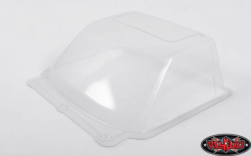 RC4WD ZB0004 Clear Lexan Windshield for Tamiya Hilux or RC4WD Mojave Body 