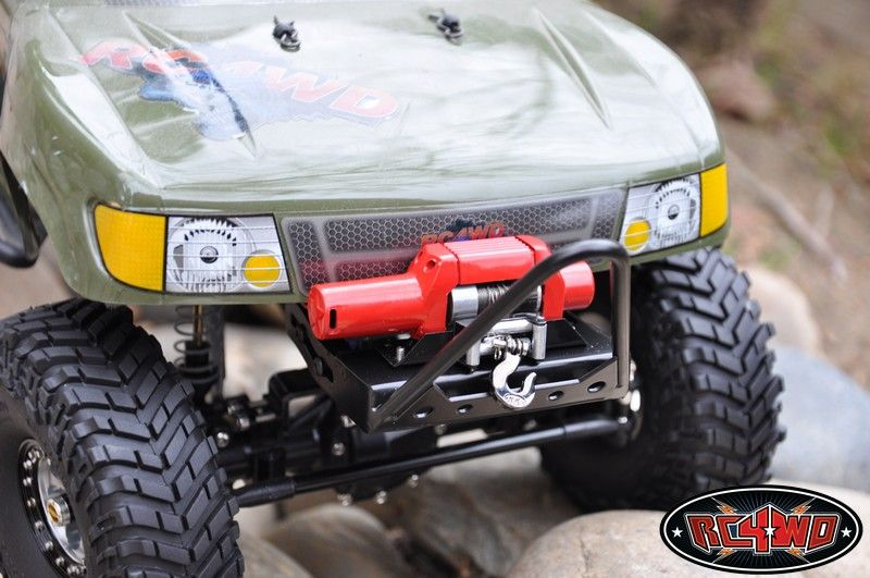 RC4WD Tough Armor Competition Stinger Bumper to fit Axial SCX10 Z-S0640