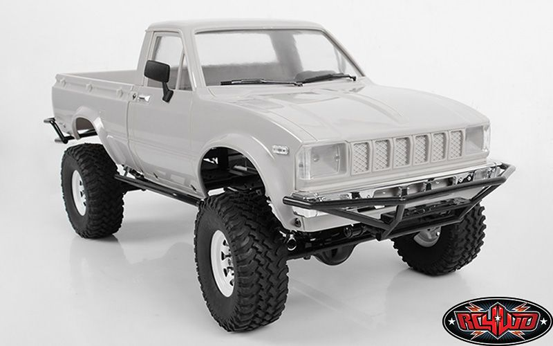 RC4WD ZB0084 RC4WD Mojave II Body Set for Trail Finder 2 (Primer Gray) Z-B0084