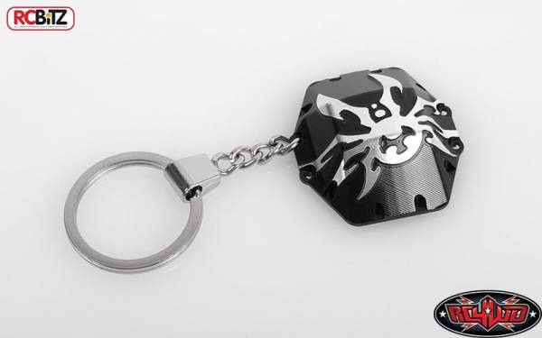 RC4WD ZS0436 RC4WD Poison Spyder Bombshell Diff Cover KeyChain Z-S0436