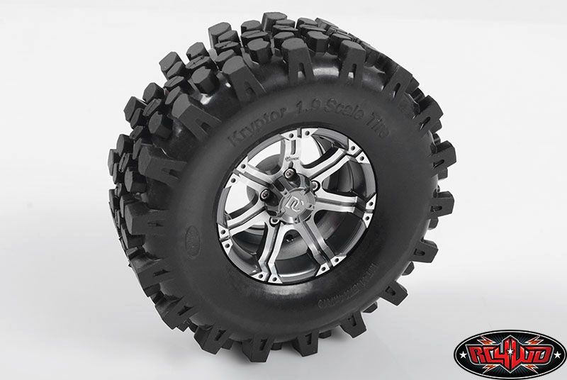 RC4WD ZT0130 Krypton 1.9 Scale Tires 