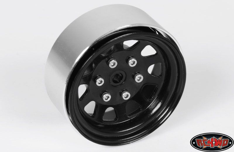 RC4WD ZS0737 Stamped 1.55 and 1.7 Beadlock Wheel Hex Hubs 