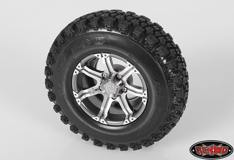 RC4WD ZT0119 Dick Cepek FCII 1.9 Tire 