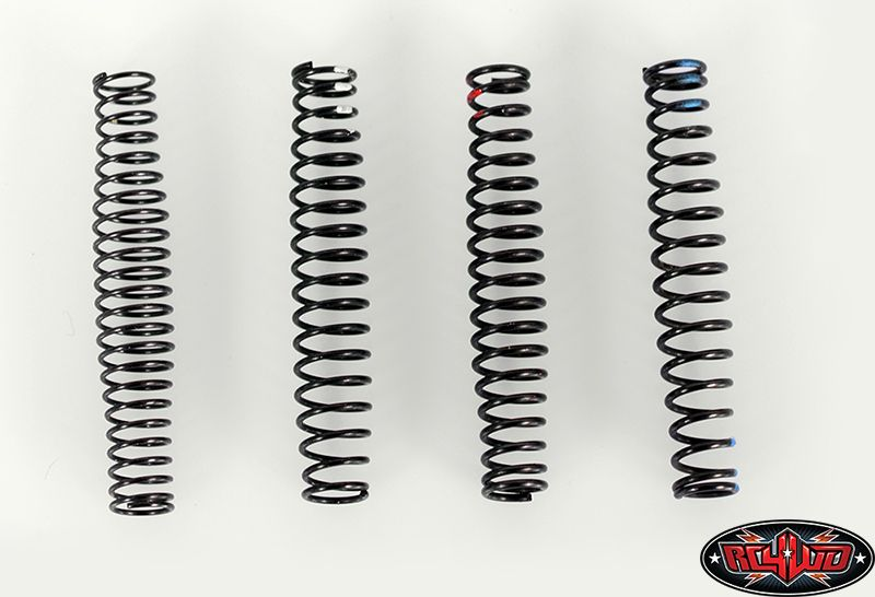 RC4WD ZS1181 Internal Springs for ARB and Superlift 90mm Shocks 