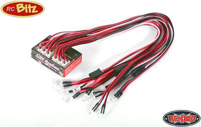RC4WD 12 LED Scale Lighting System (Ver 2) Z-E0017