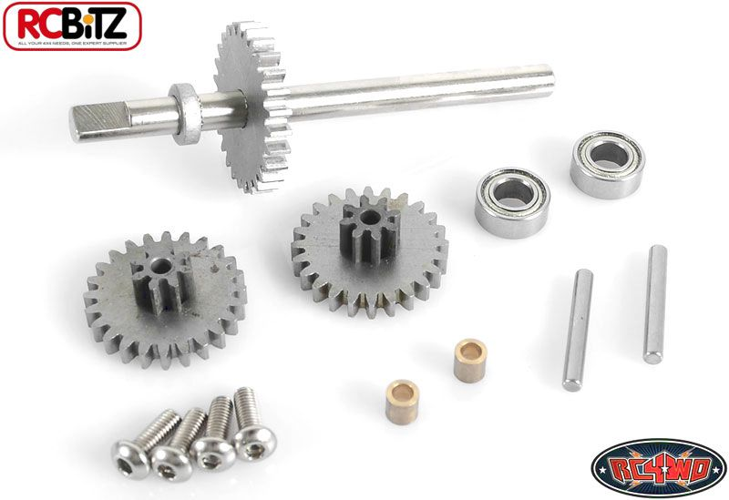 RC4WD ZG0044 Replacement Gears Parts for R2 Transmission 