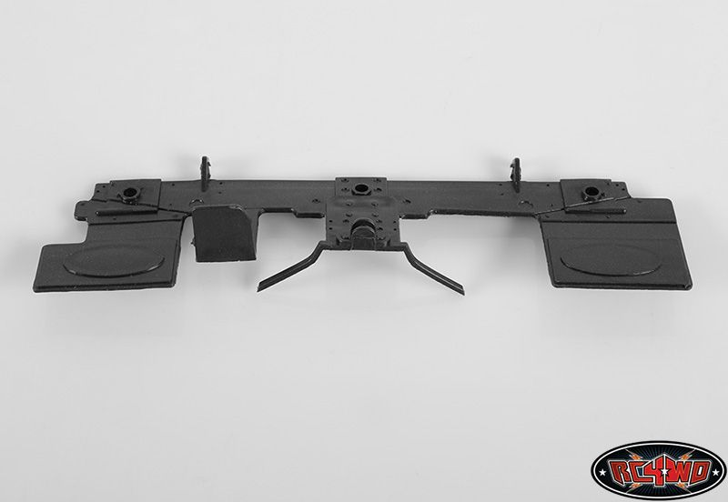 RC4WD ZB0055 Land Rover Defender D90 Front/Rear bumper w/Side Sliders 