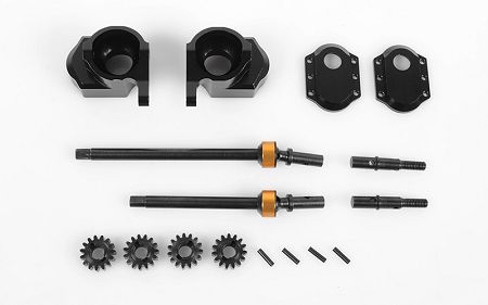RC4WD ZA0098 RC4WD Portal Front Axles for Yota Axles (First Gen) Z-A0098