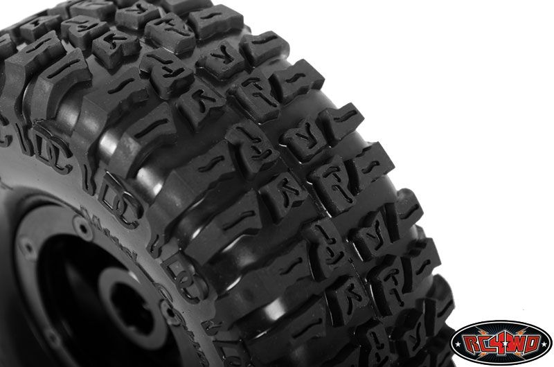RC4WD ZT0042 Dick Cepek 2.2 Mud Country Scale Tires 